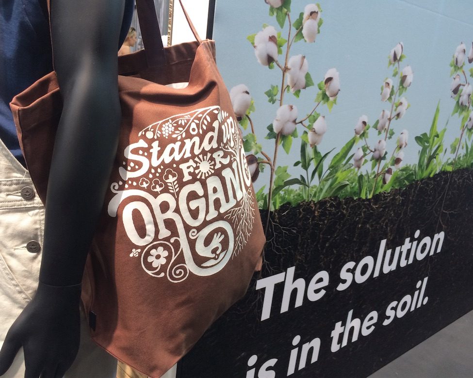 Patagonia regenerative organic agriculture pilot at OutDoor by ISPO 2019 © Anne Prahl