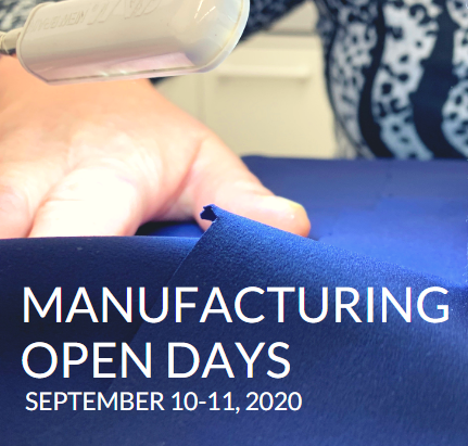 February 2020   LTP   Introducing   Manufacturing Open Days   READ MORE