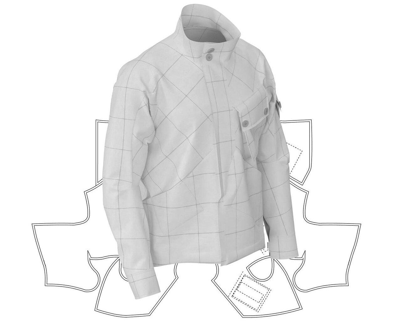 Acatac Pod driver jacket, image    www.atacac.com