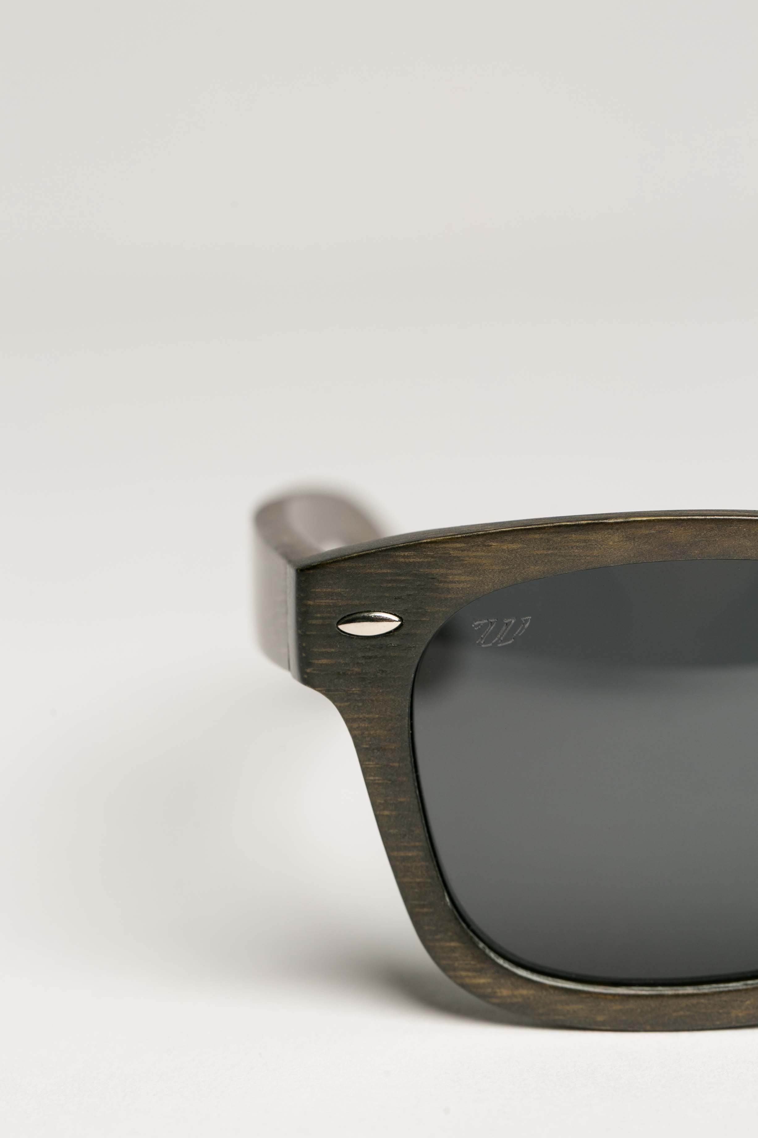 Woowerds Wooden sunglasses photographed by Dave Lamarand