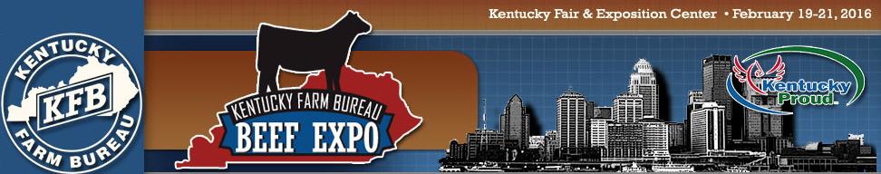 2016 Kentucky Beef Expo 2016 - Beefalo