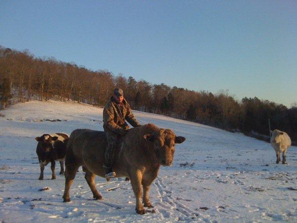 Kyle Skidmore American Beefalo Association Broken Buckle Beefalo Sustainable Beef