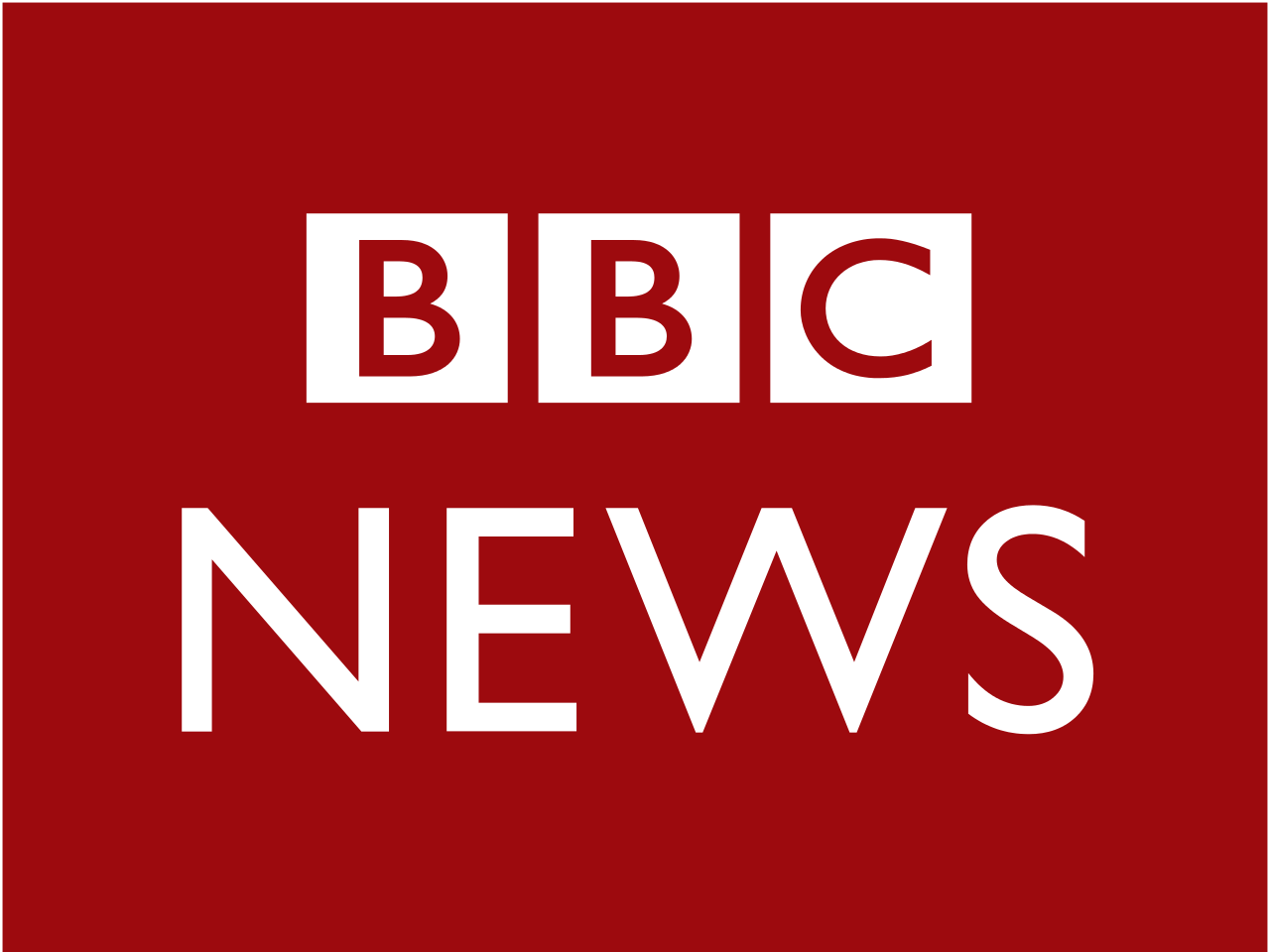 BBC NEWS LOGO from Wikipedia - ABA does not claim to own this logo