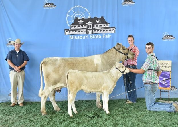 2016 Missouri State Fair Grand Champion Female