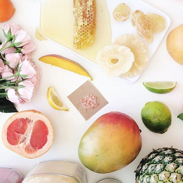 Summer cocktail ingredient guide by @bonpuf // #Cocktails #Summer #SummerCocktails #Tropics #Tropical #CocktailCulture #NYC #NYCLovesCocktails #Flavors #FlavorGuide #TropicalCocktails #Sweet