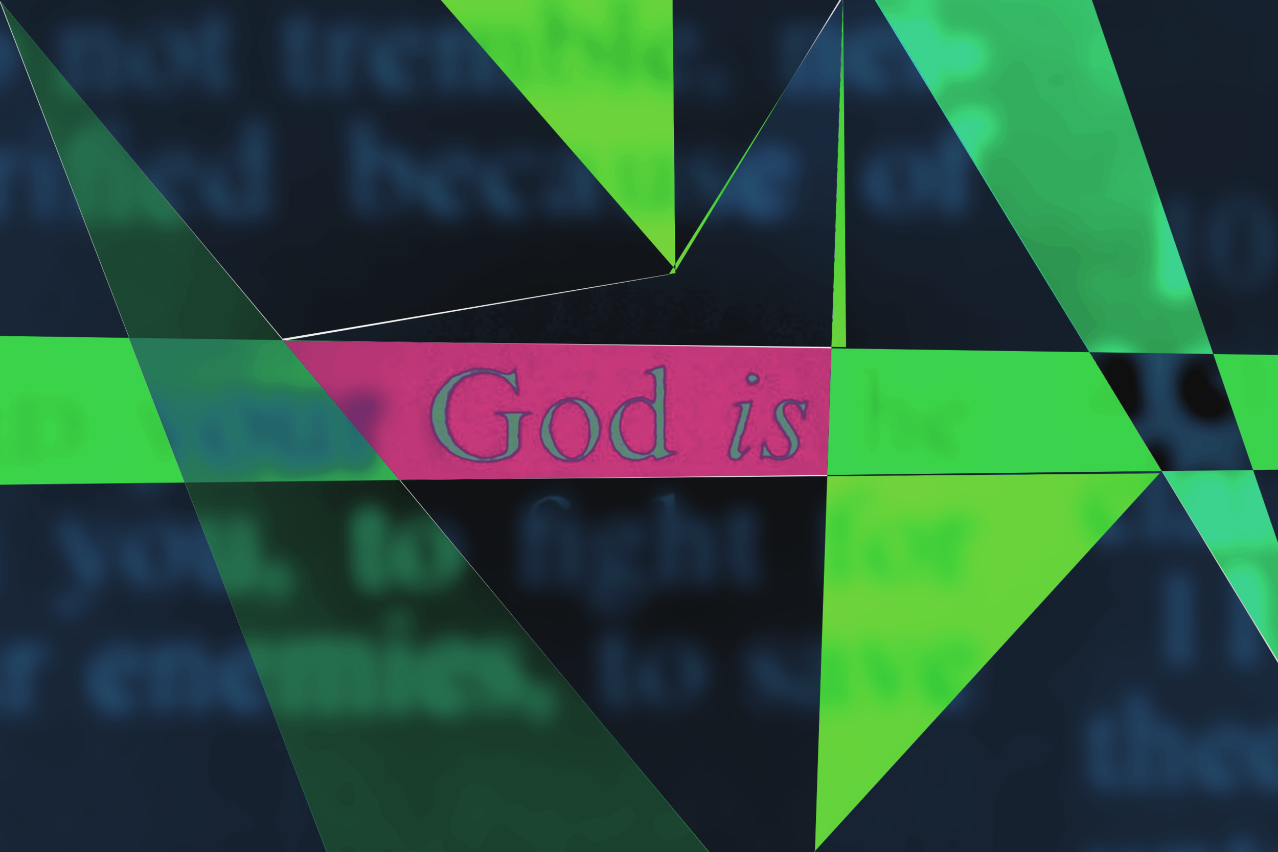 God is.png