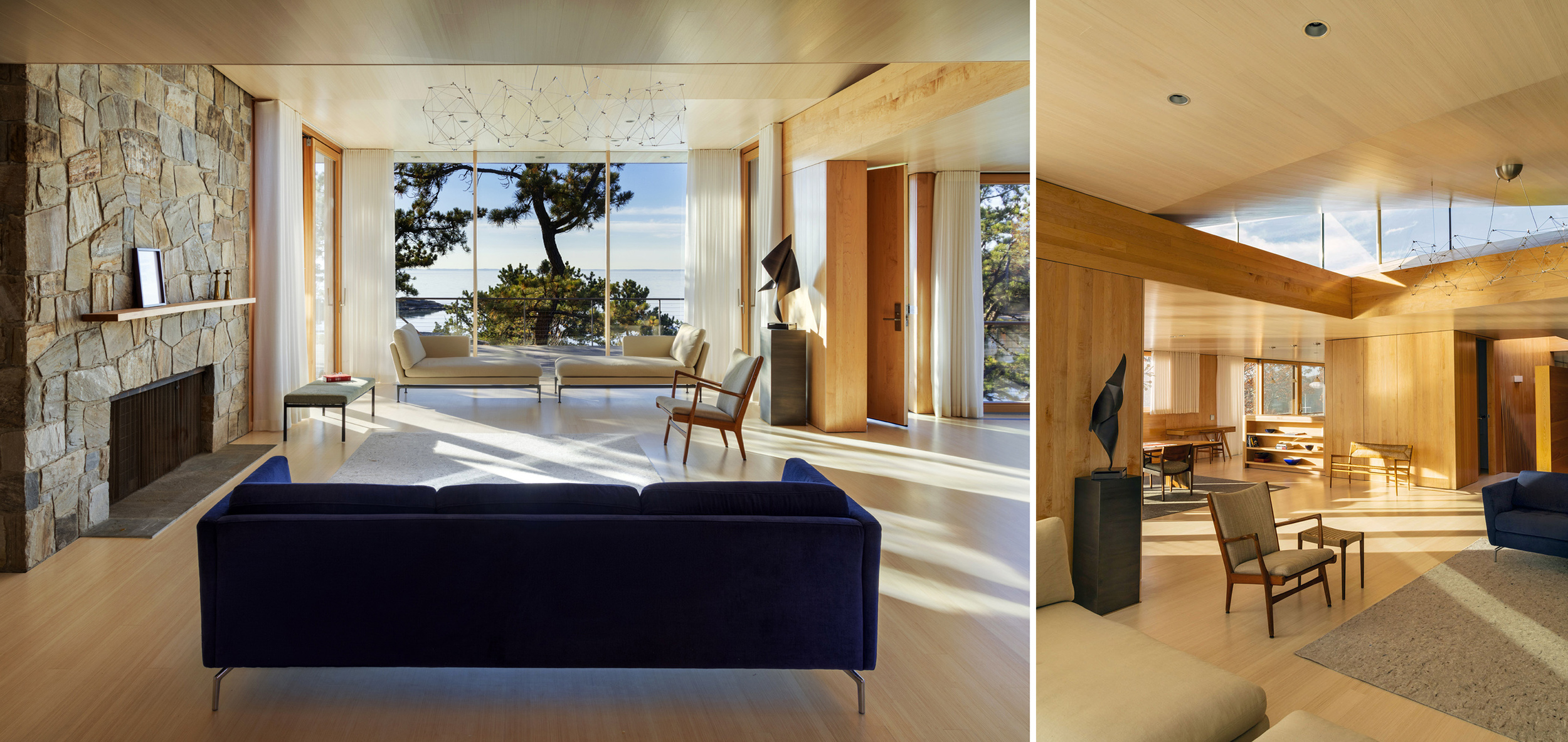 Quarry House       Gray Organschi Architects