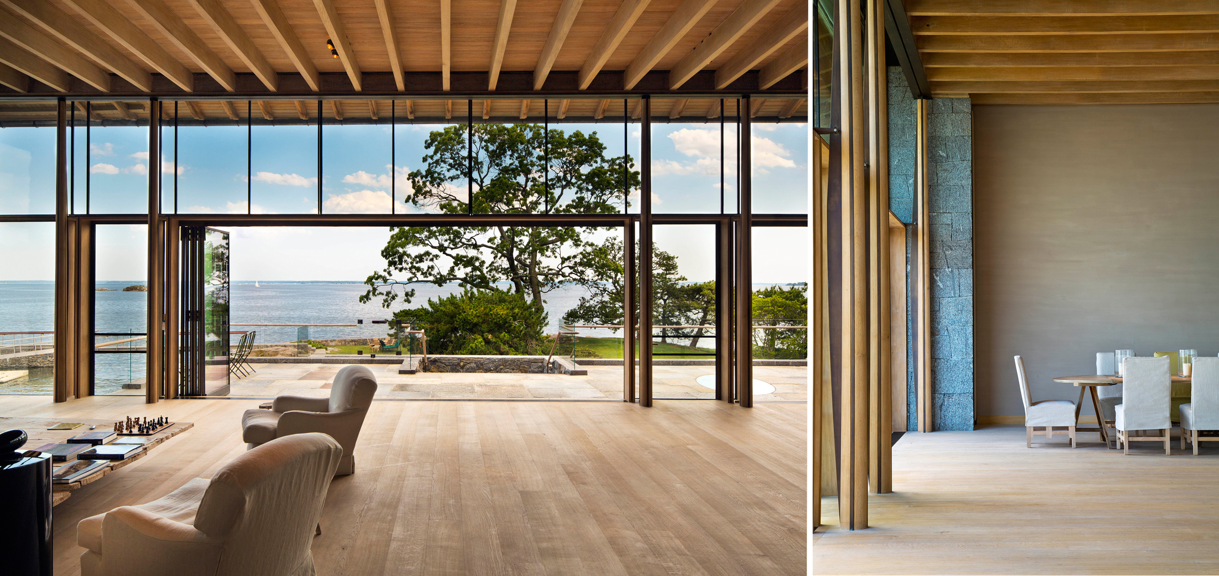 Greenwich Residence   Greenwich, CT  Cutler Anderson Architects