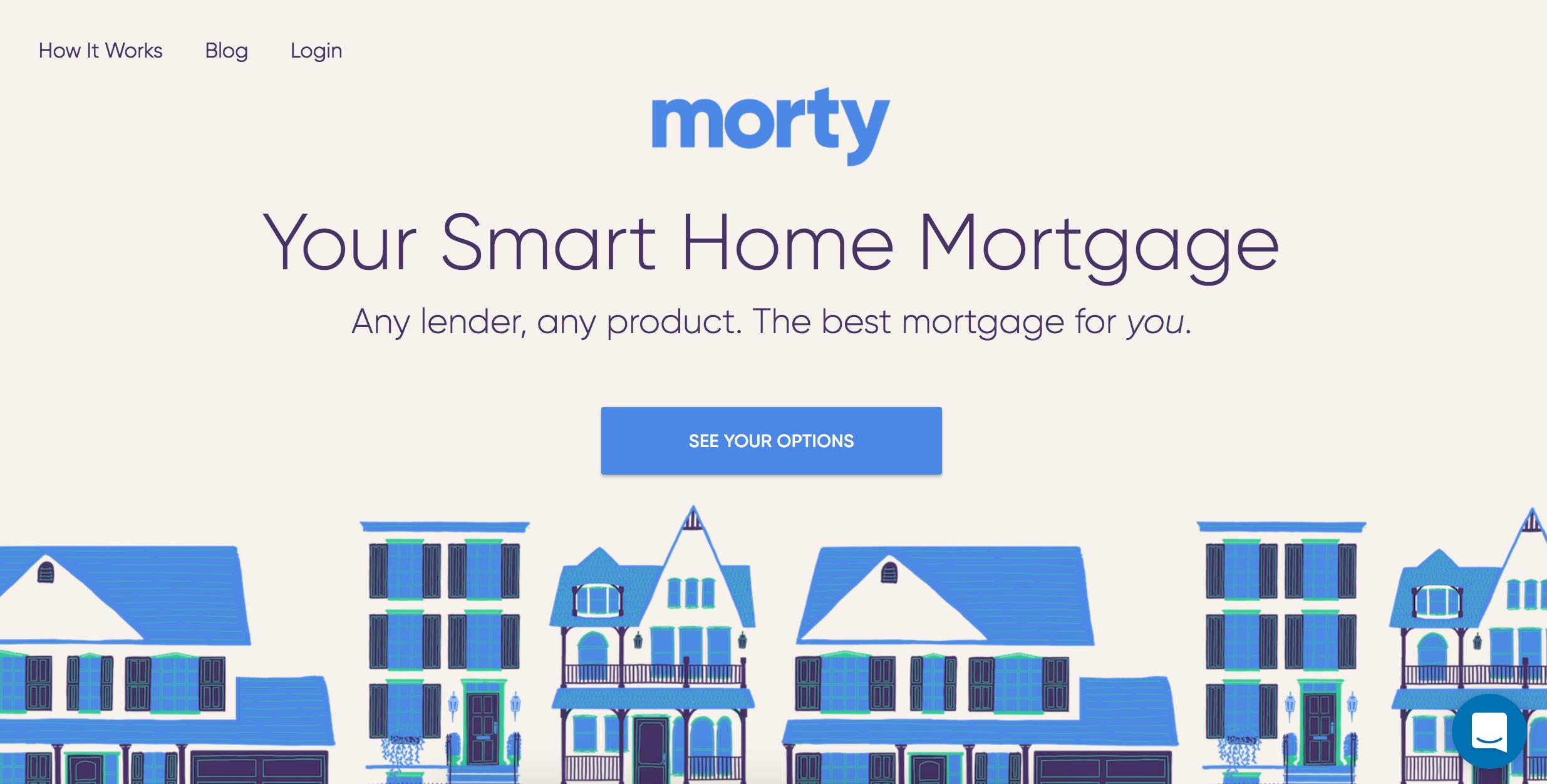 morty-home-mortgage-startup