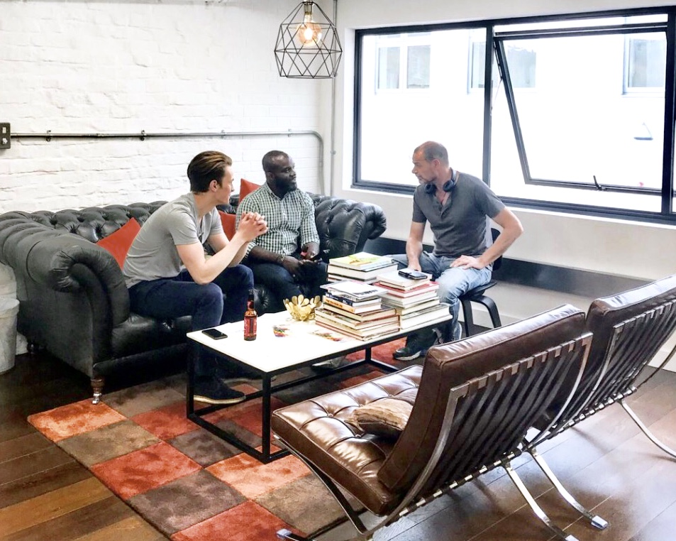 The Studio is a comfortable and relaxed space, focused on creation, collaboration, and connection.
