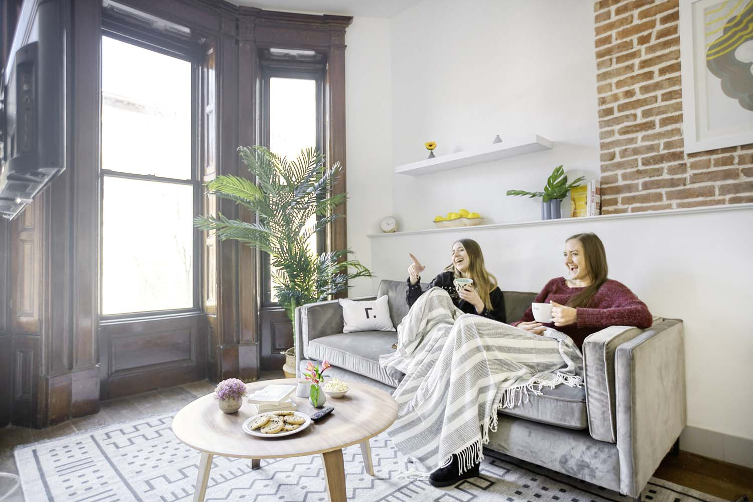 Coliving can help you find communities and networks much easily.