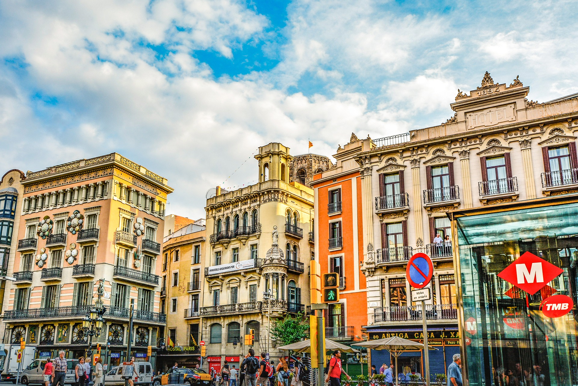 No longer just a tourist destination for travelers, Barcelona has transitioned into a home base for remote workers from all over the world.