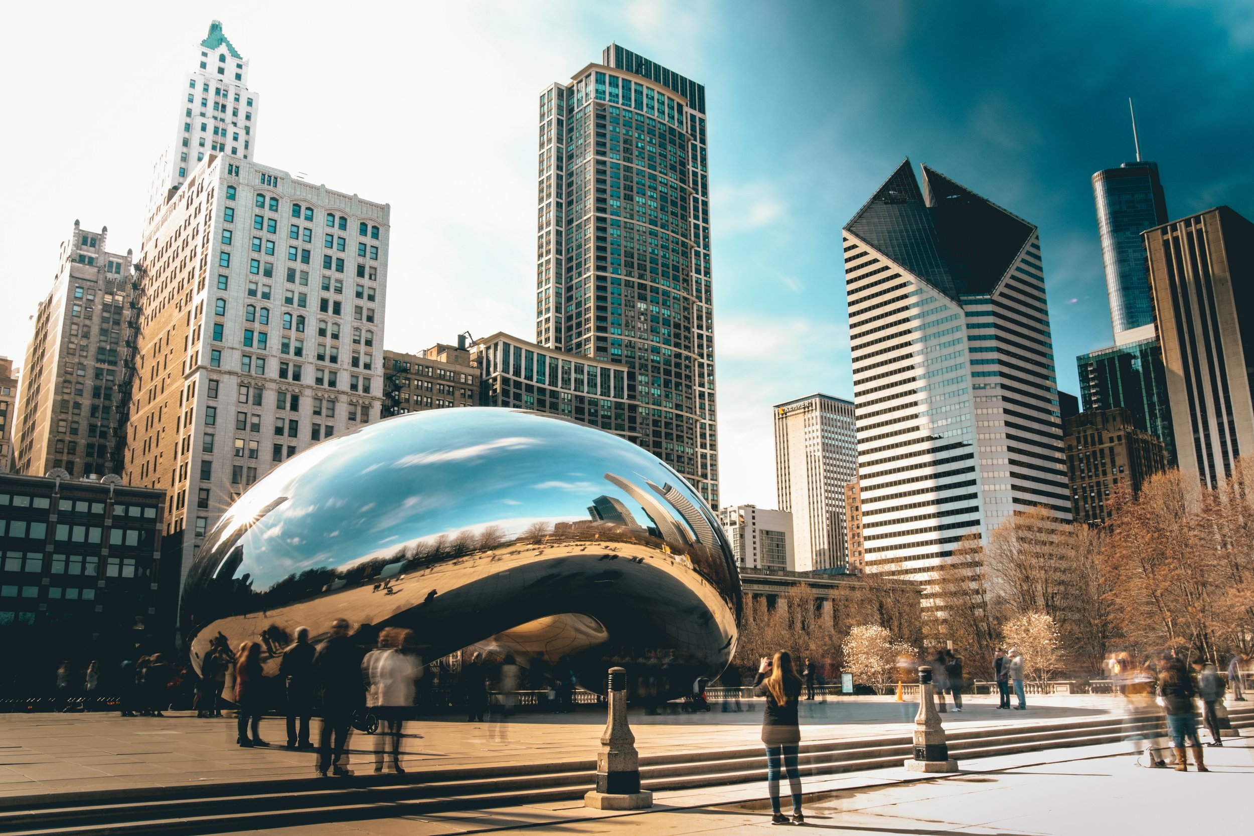 In Chicago, it's not a matter of 'if' you can find a coworking space - it's a matter of how will you choose from so many options!
