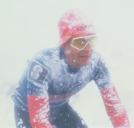 Andy Hampsten Digs Deep