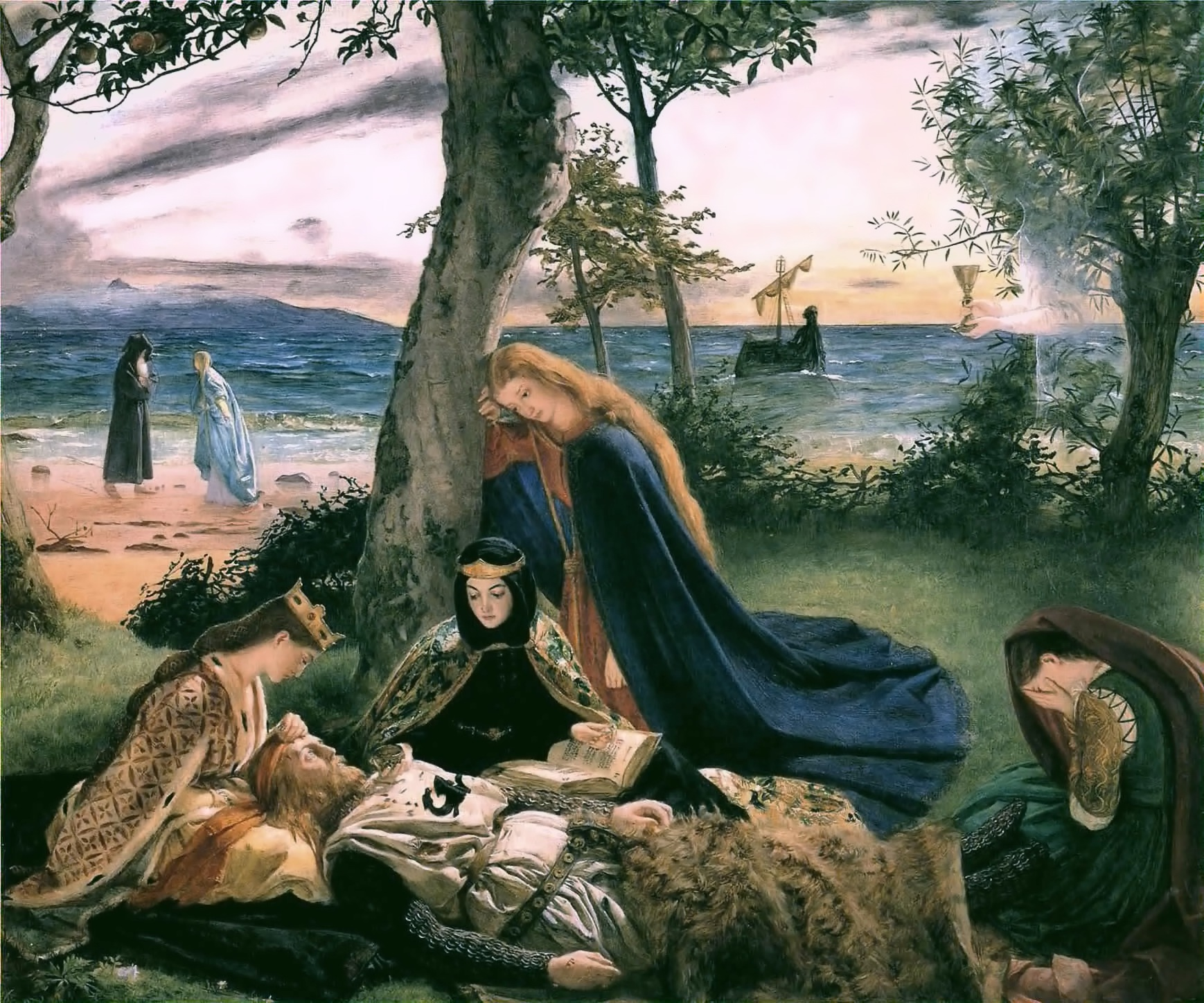The_Death_of_King_Arthur_by_James_Archer_(1860).jpg