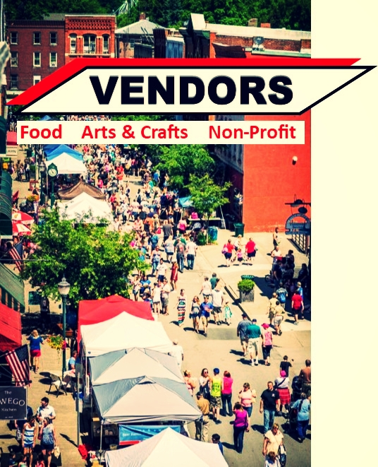 Vendors: Food, Artisans & Non-Profits