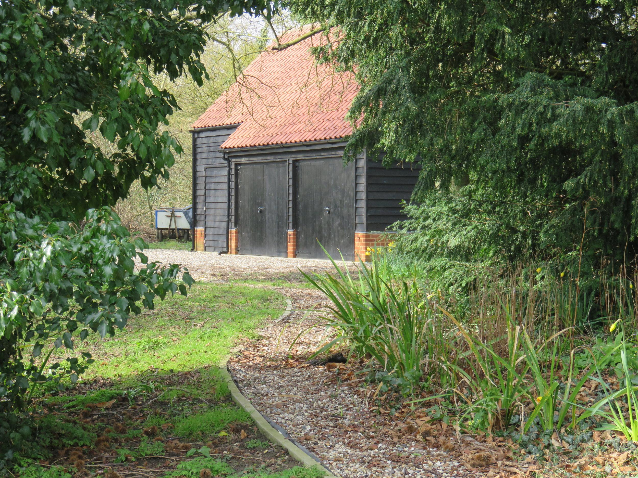 Wattisham - Cart Lodge