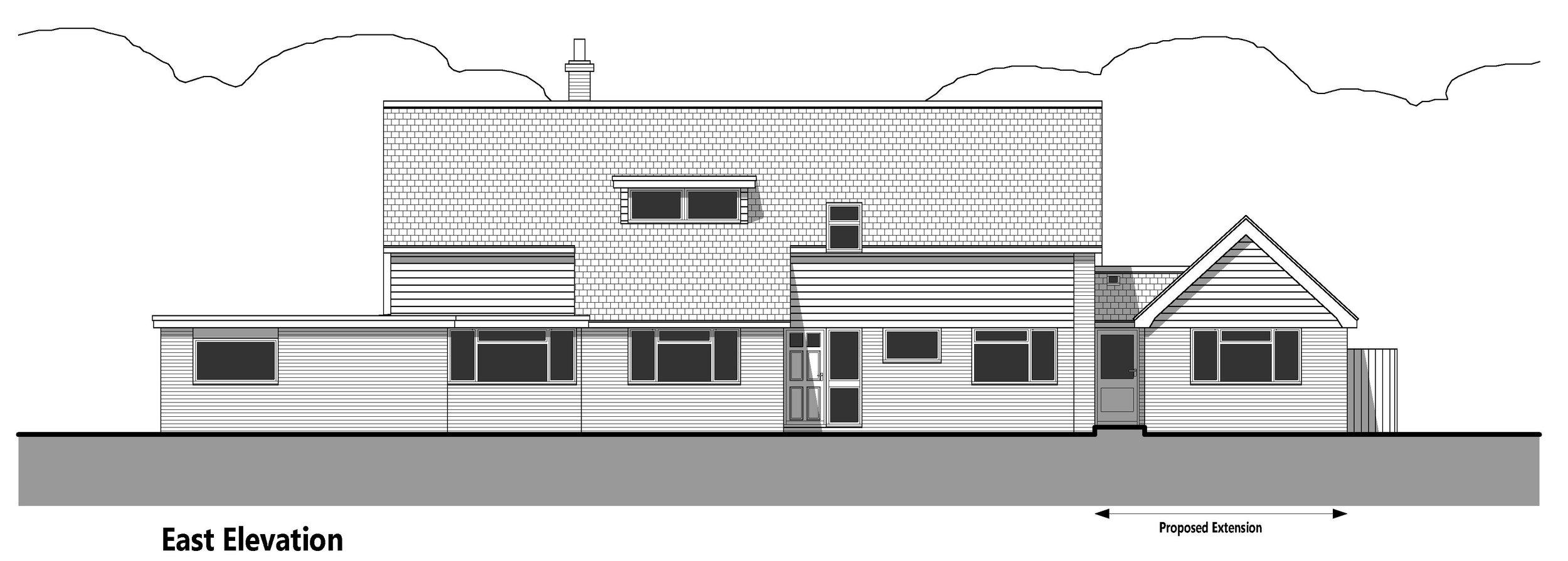 Brandeston - Proposed Annexe