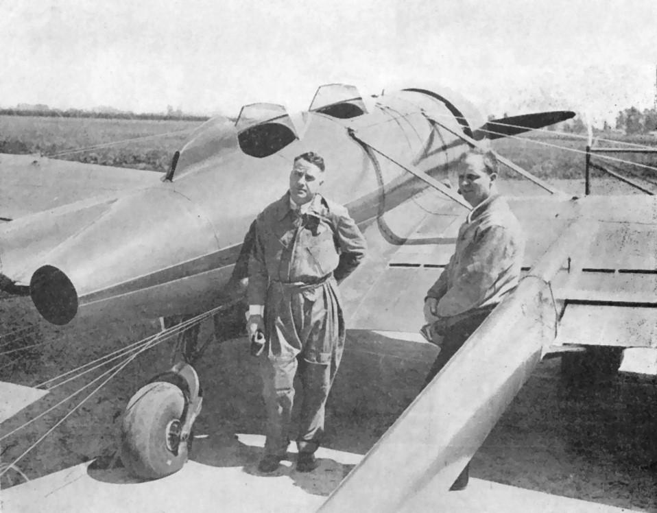EMSCO B-8 Flying Wing