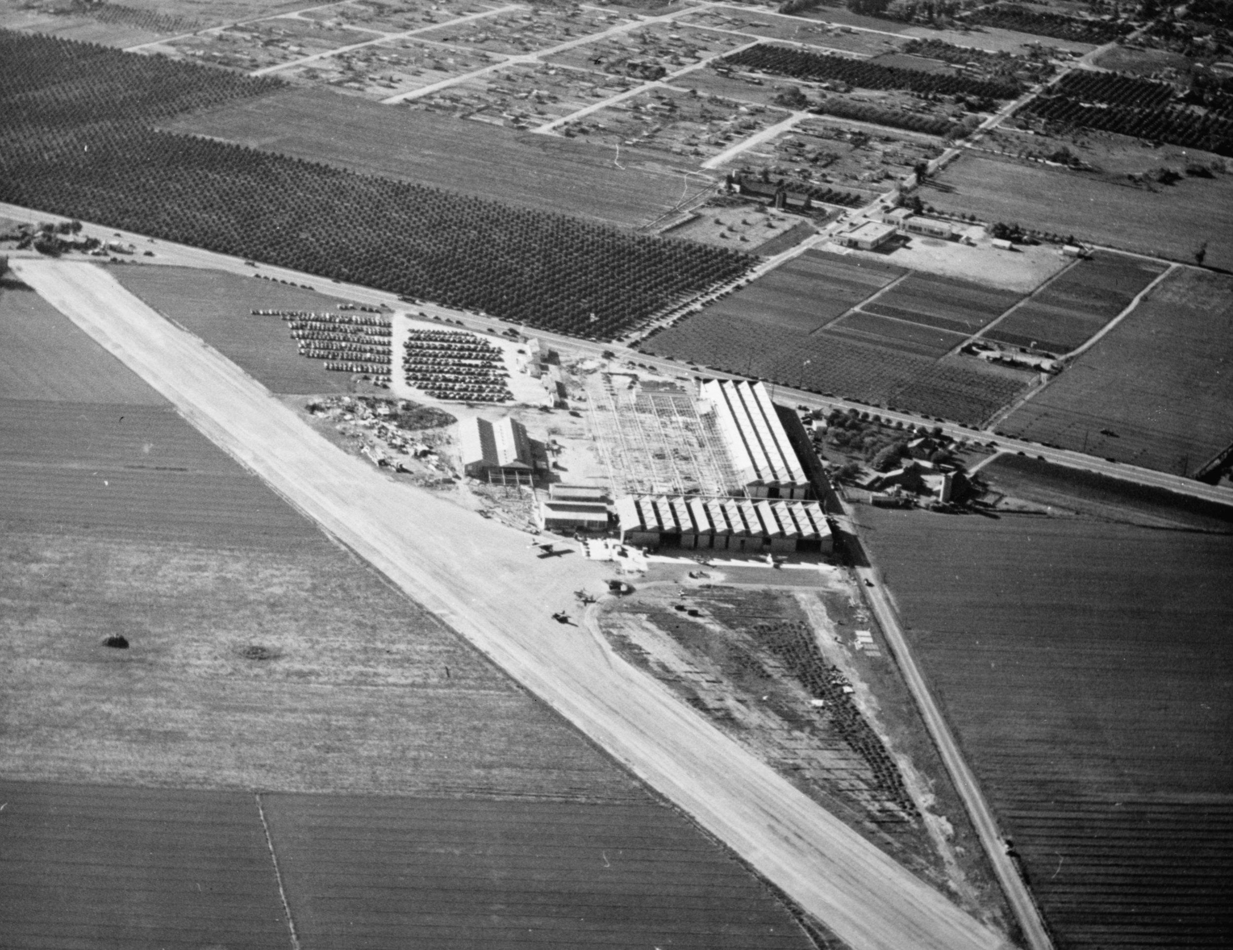 Vultee Aircraft and Vultee Field