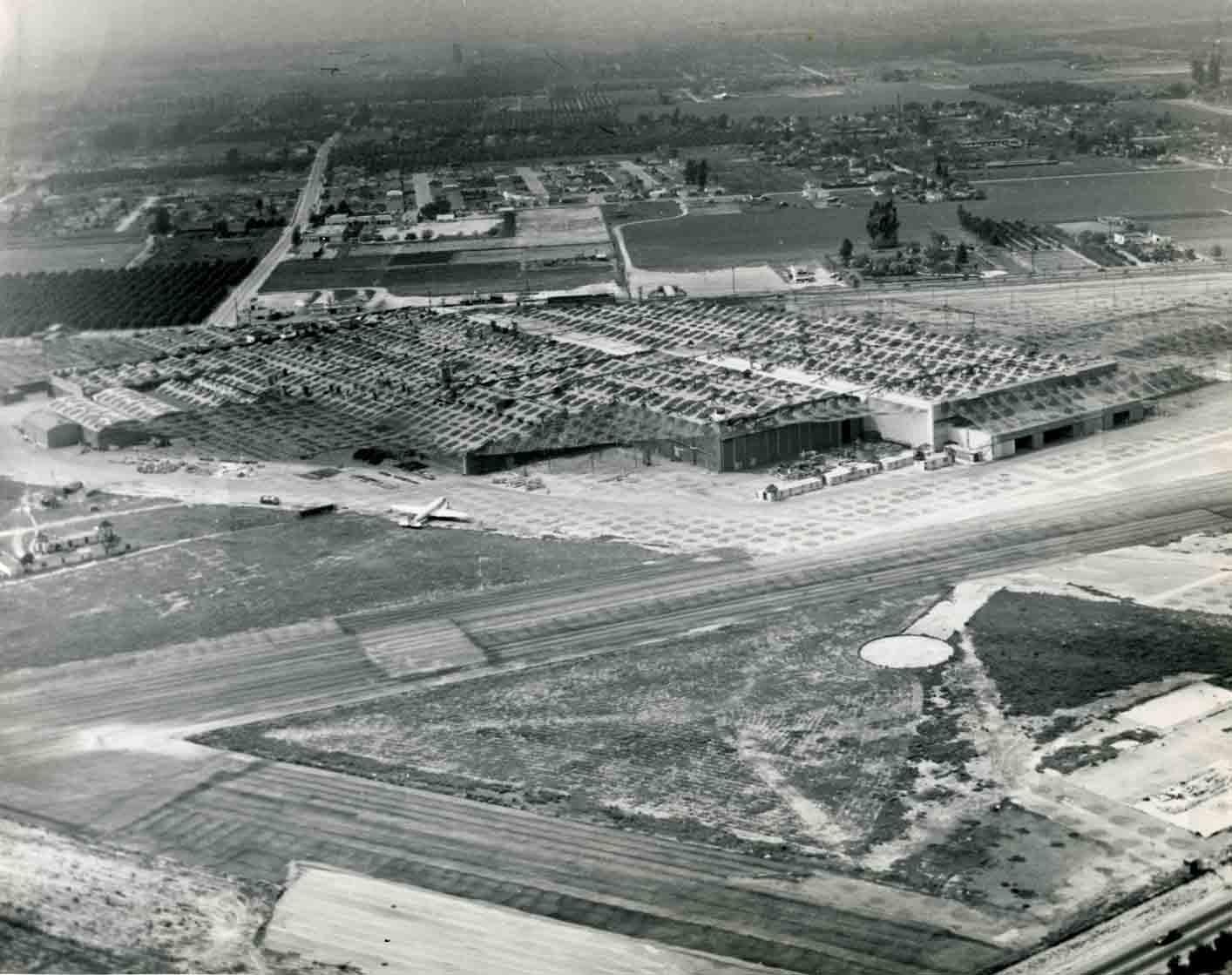 Vultee Aircraft Downey California