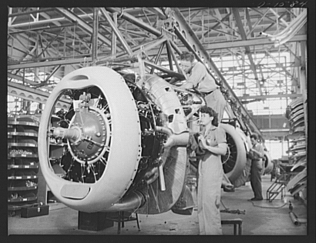 Vultee Aircraft- Nashville Division