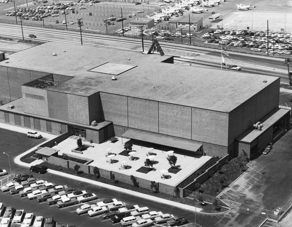 North American Aviation Headquarters El Segundo