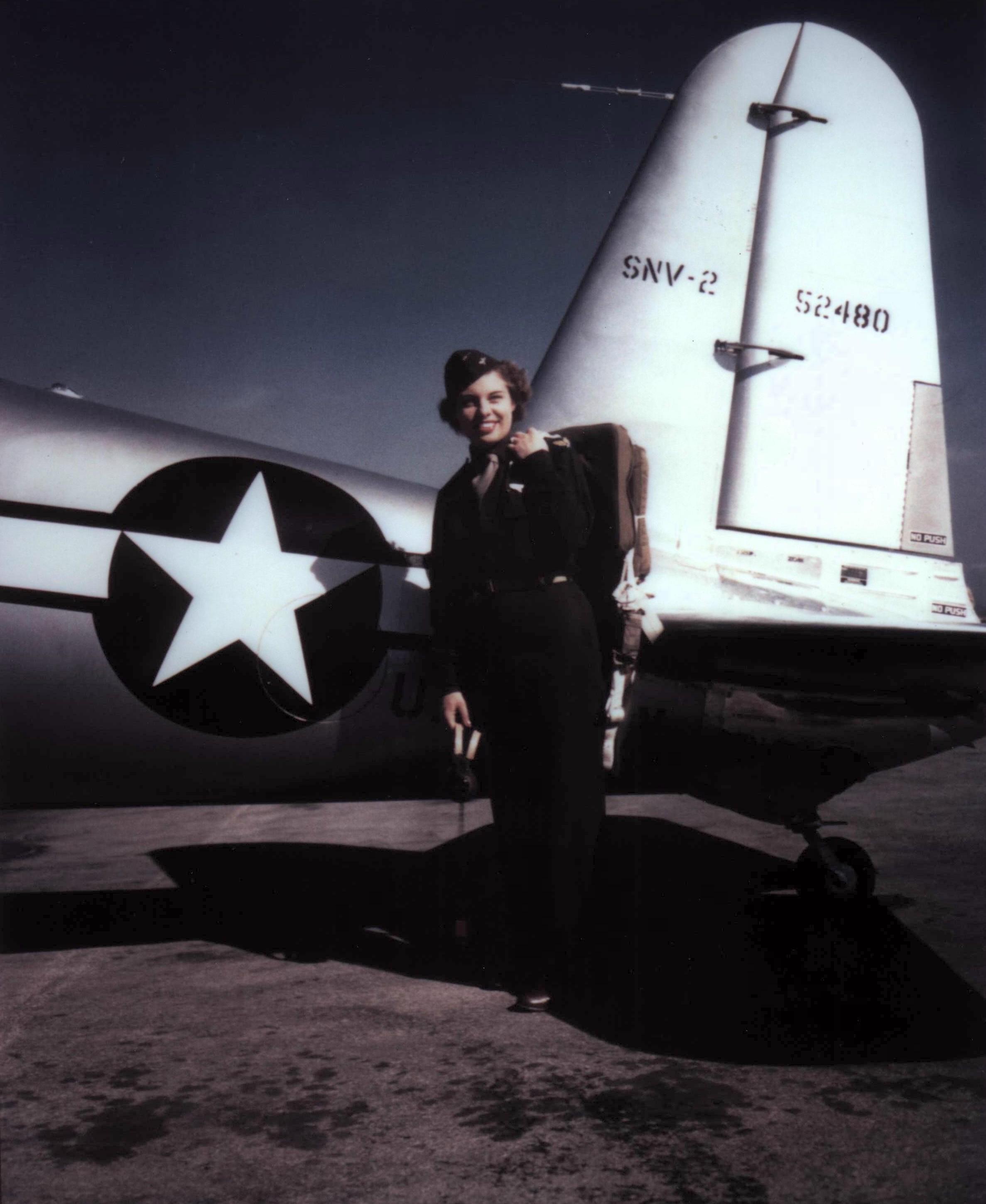 Rosie the Riveter promo, Vultee, Downey