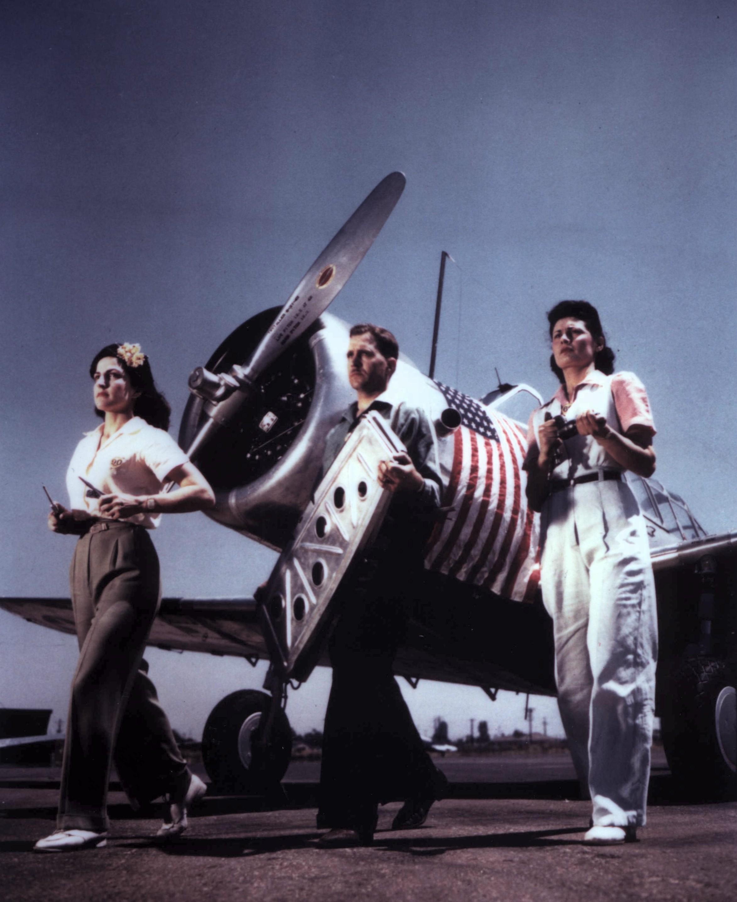 Women in Aerospace