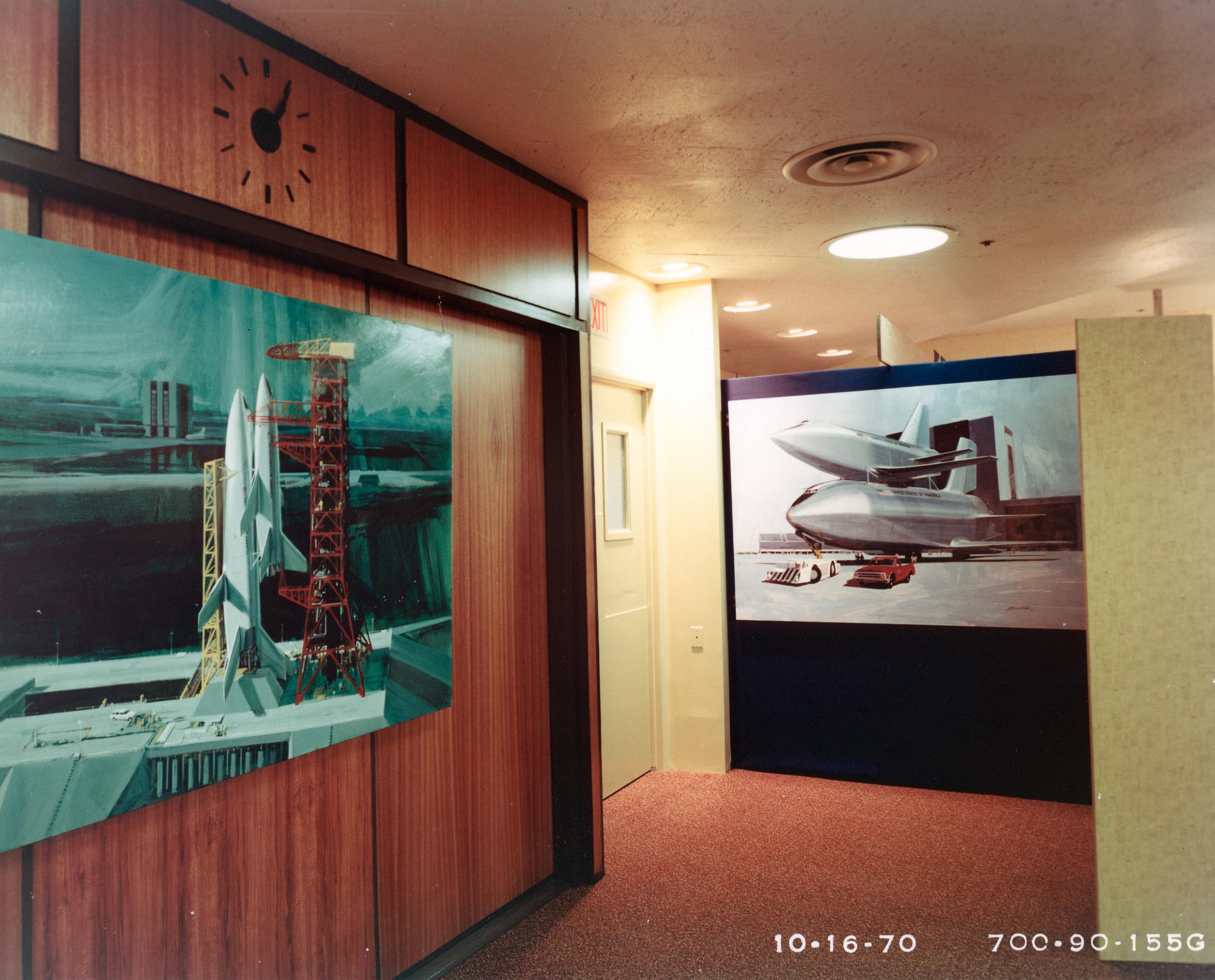 Downey's Rockwell International