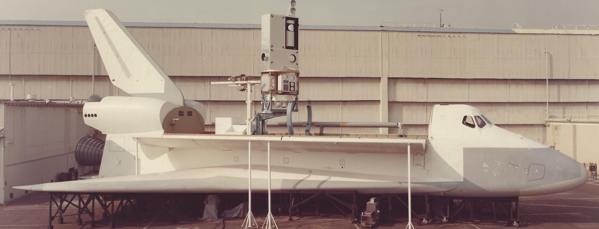 Early Shuttle designs