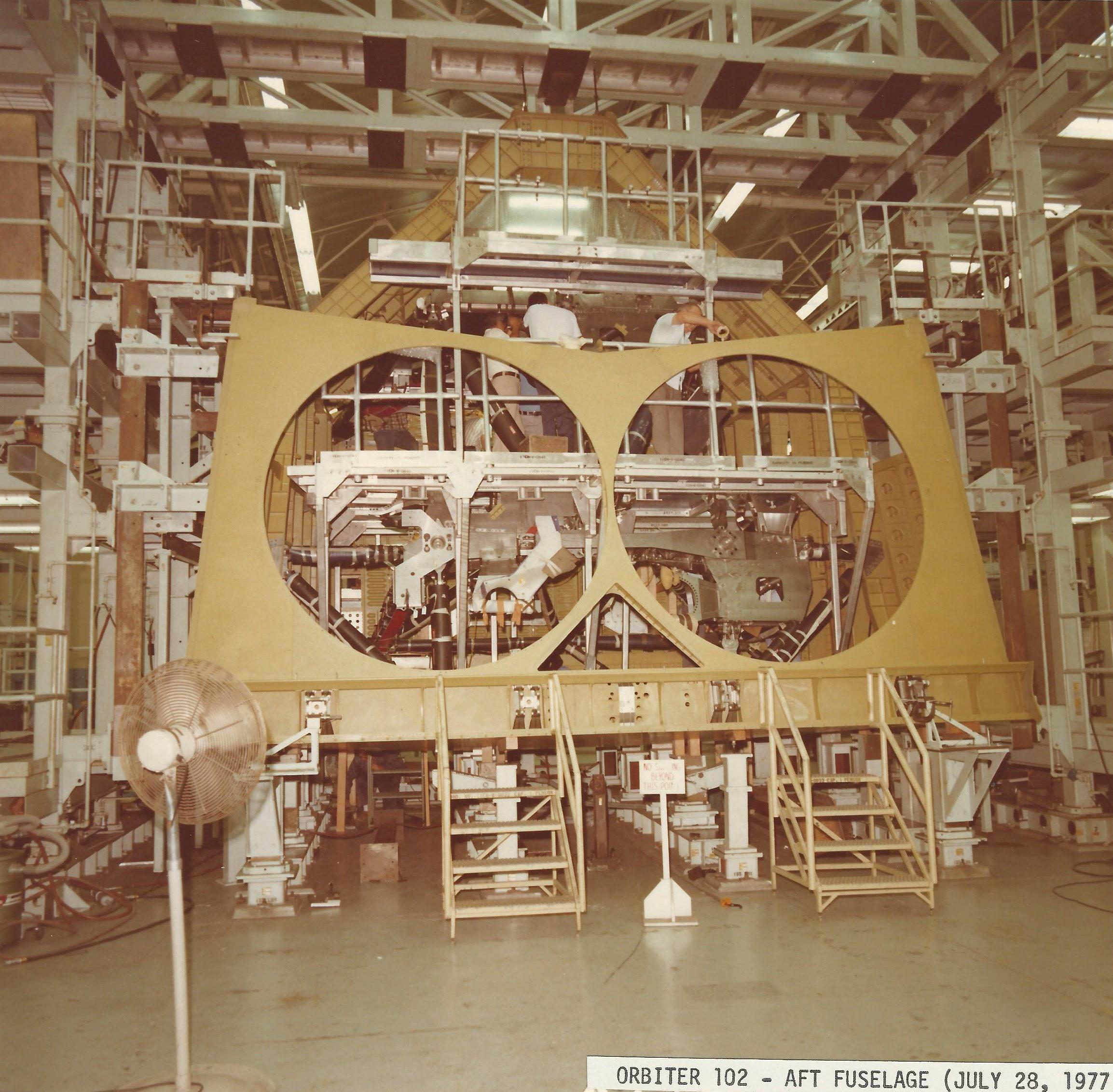 Orbiter 102 Crew Module April 1977 sub-system development a Dow 1.jpg