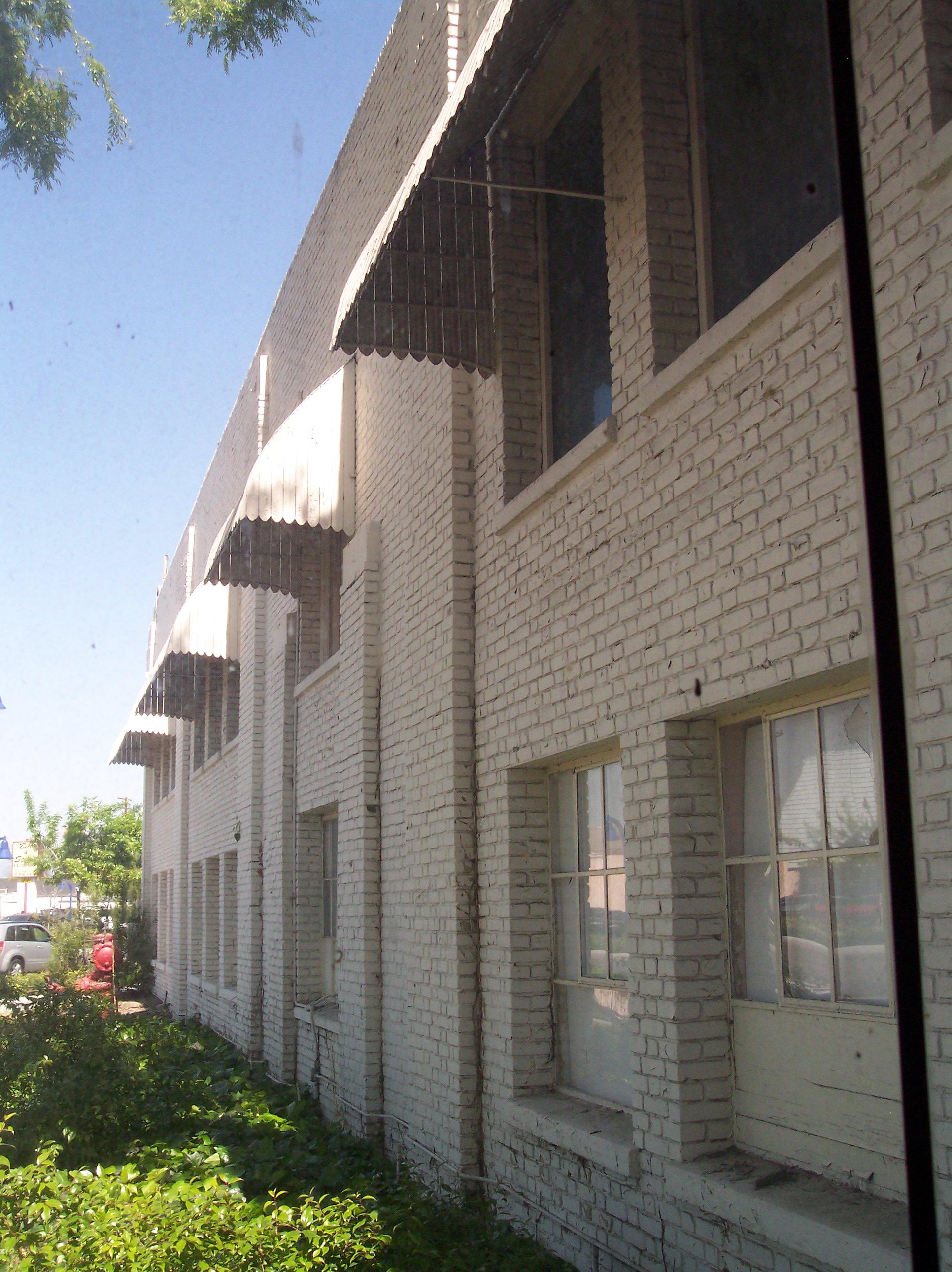 EMSCO Building front- Photo- Larry Latimer