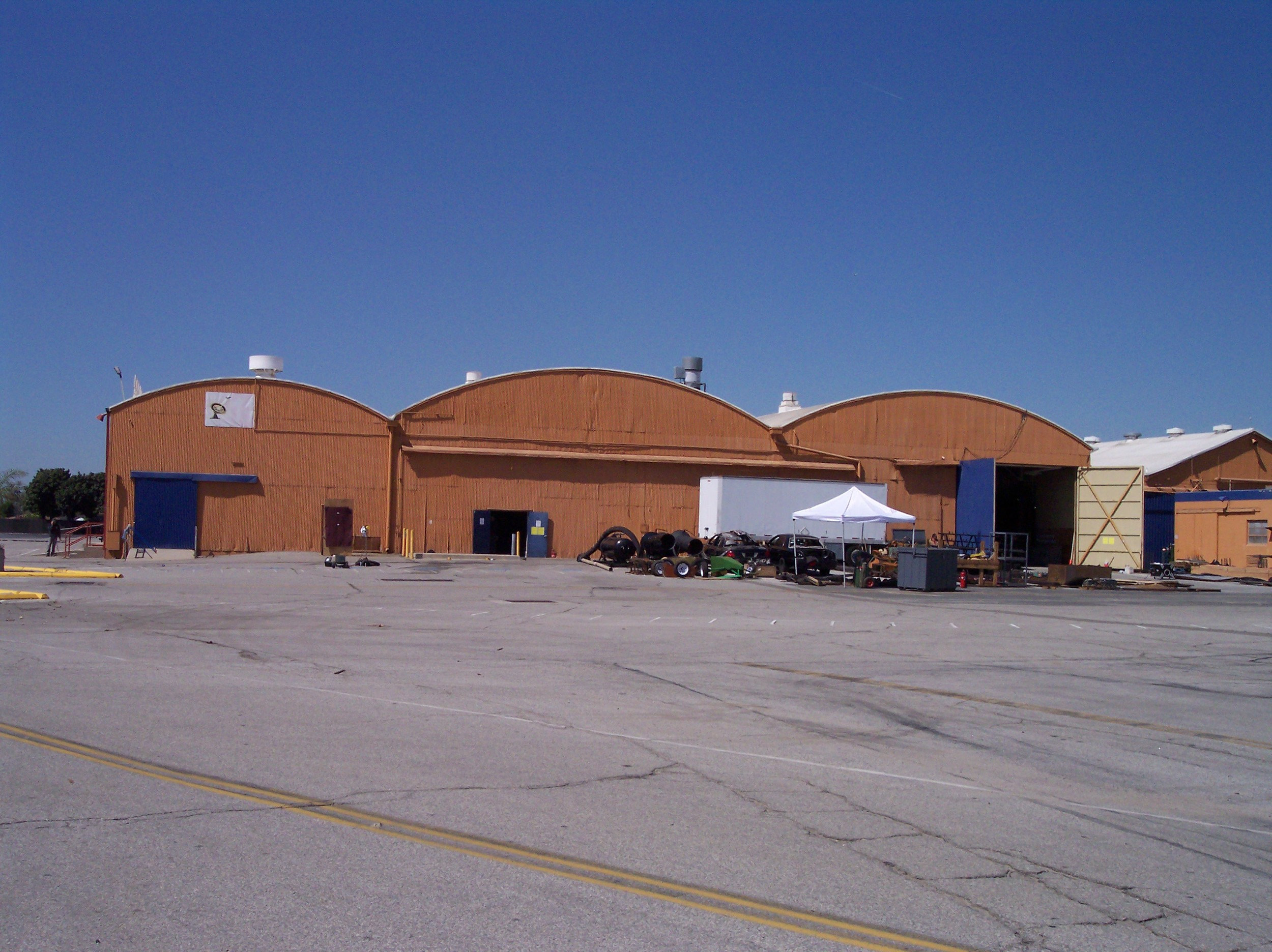 Downey Studios. Photo- Larry Latimer