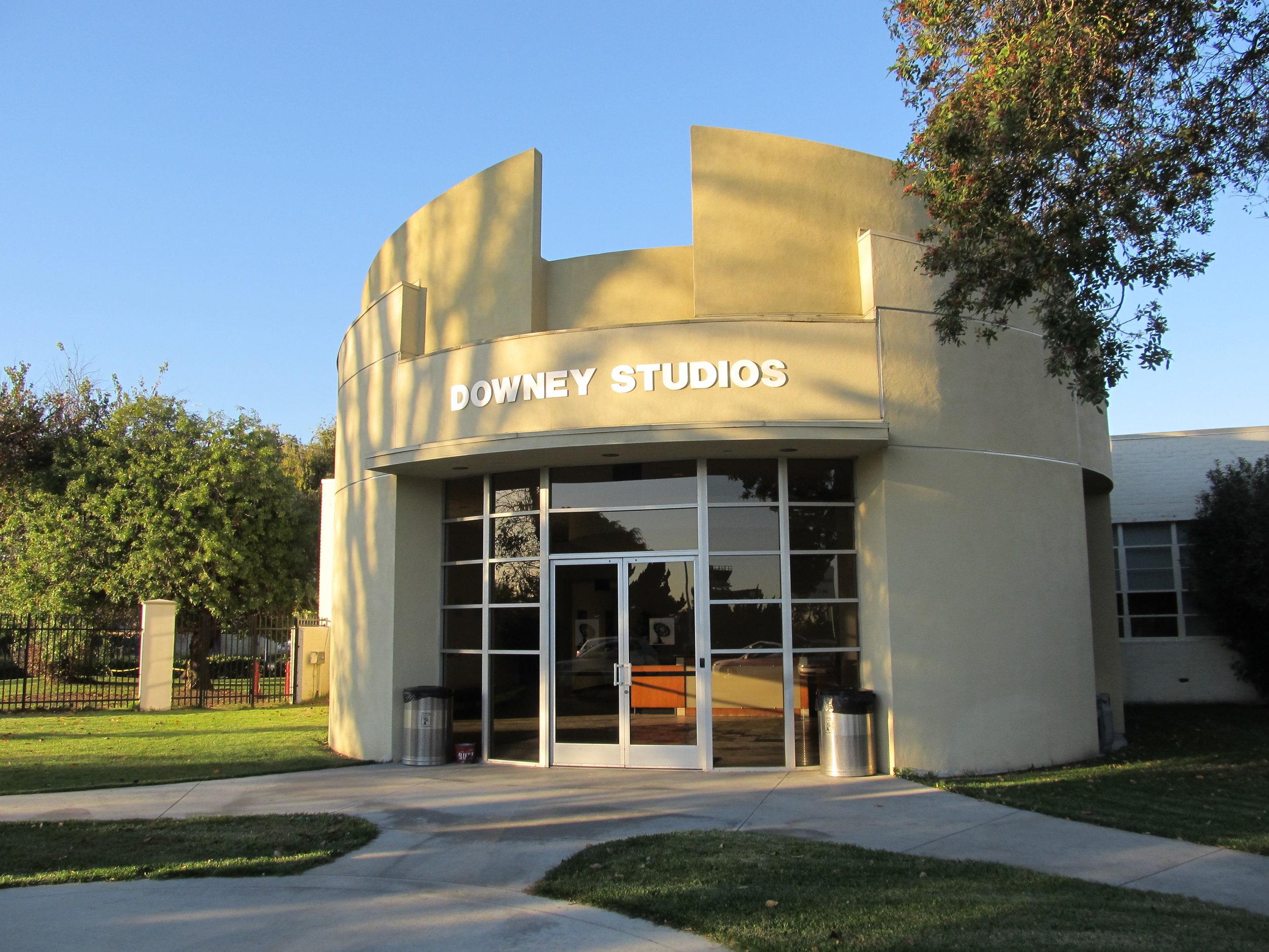 Former Downey Studios -Photo- Larry Latimer