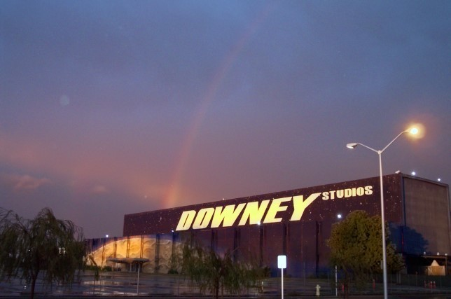 Downey Studios Bldg. 290- Photo- Larry Latimer