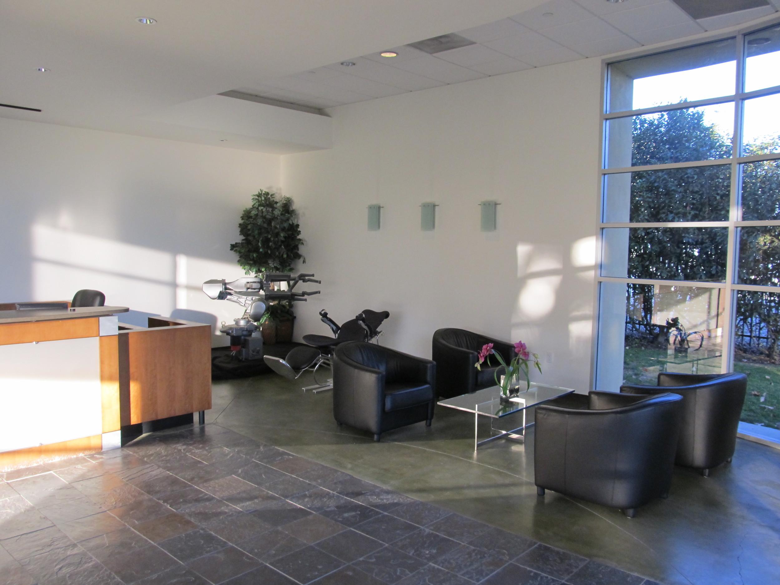 Downey Studios Offices Photo- Larry Latimer