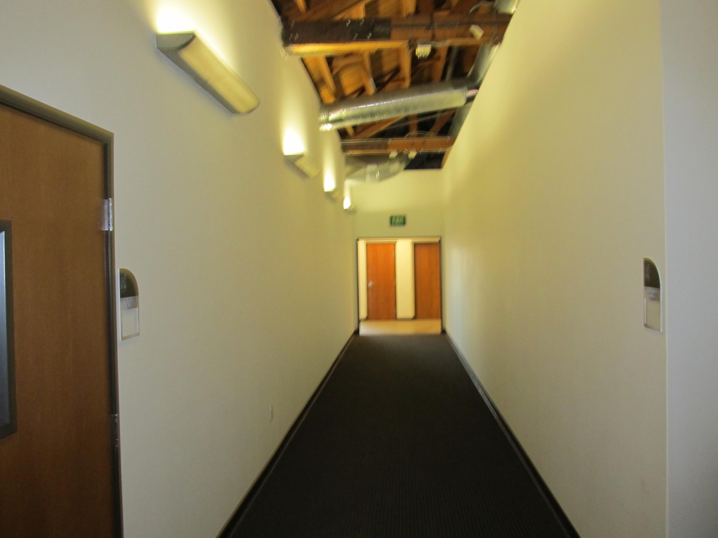 Downey Studios Office Photo- Larry Latimer