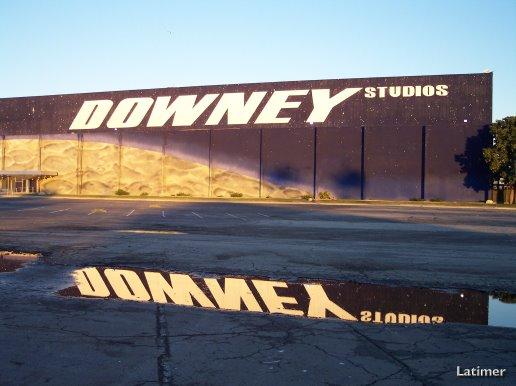 Reflections- Downey Studios Photo- Larry Latimer