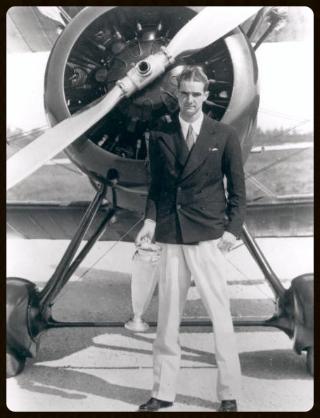 Howard Hughes 1934