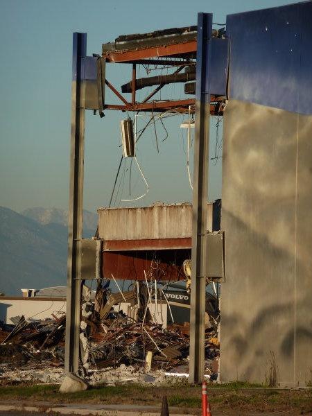 Building 290 Demo by Nelson Arnstein