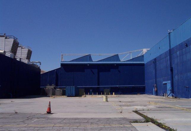 Building 1 at Downey Studios- Photo- Larry Latimer