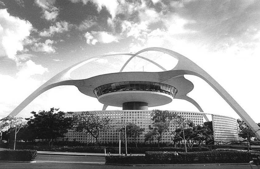 The Theme Building 1961