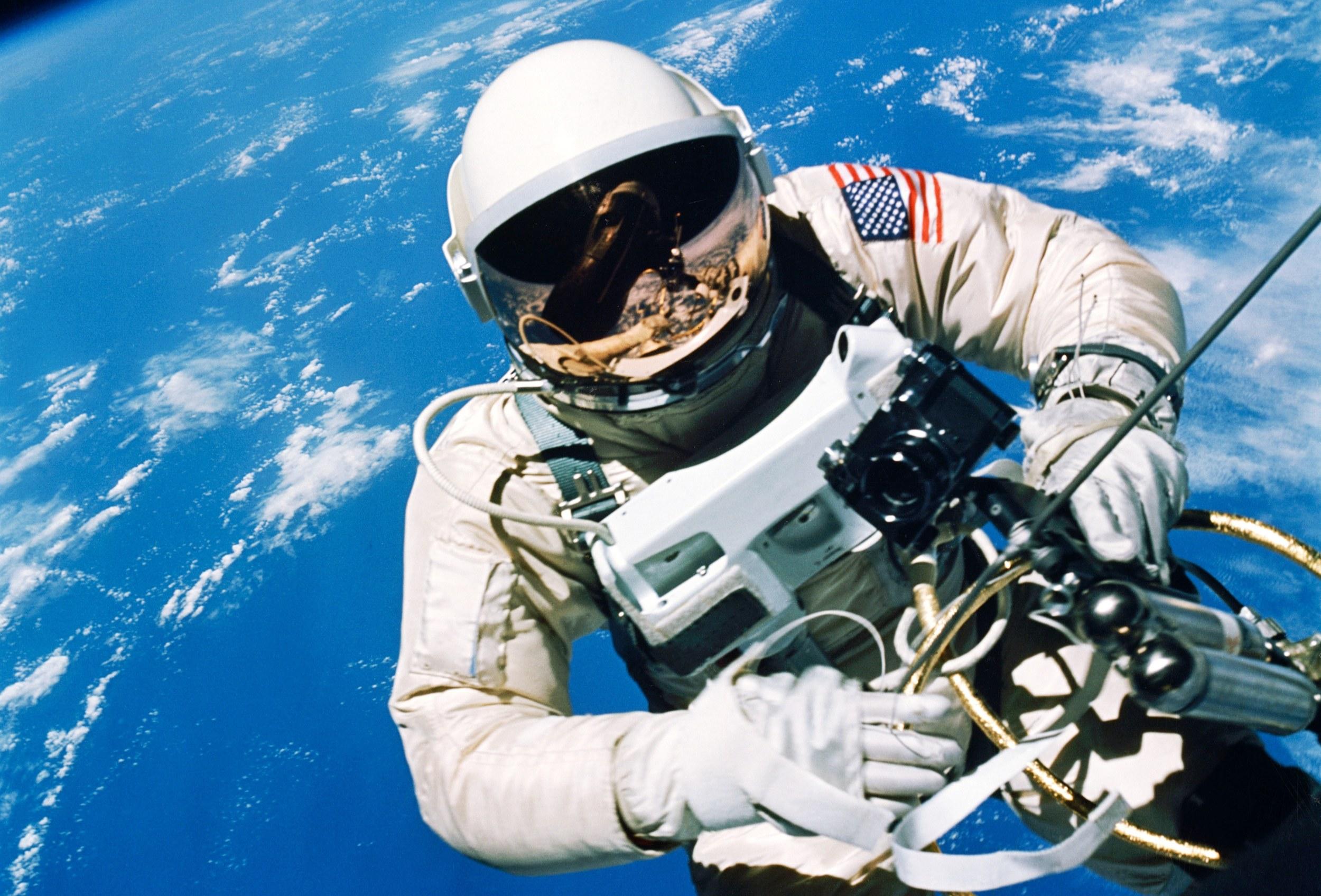 Astronaut Ed White - NASA