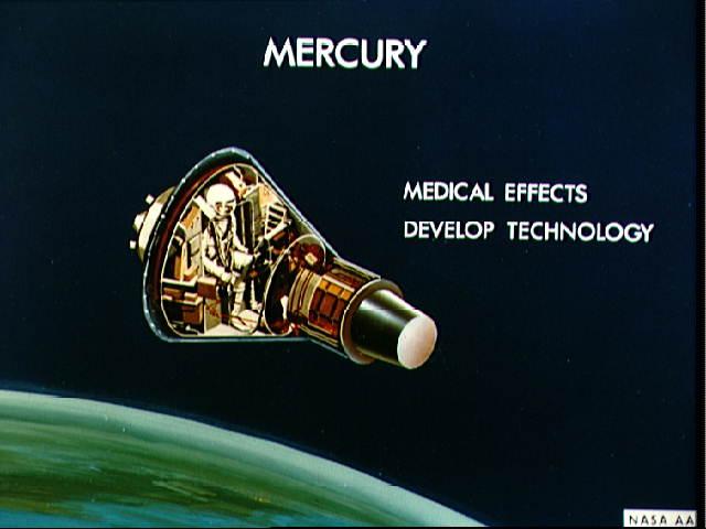 Mercury program study of medical effects