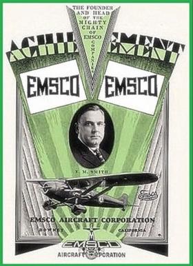 E.M. Smith and EMSCO Aircraft