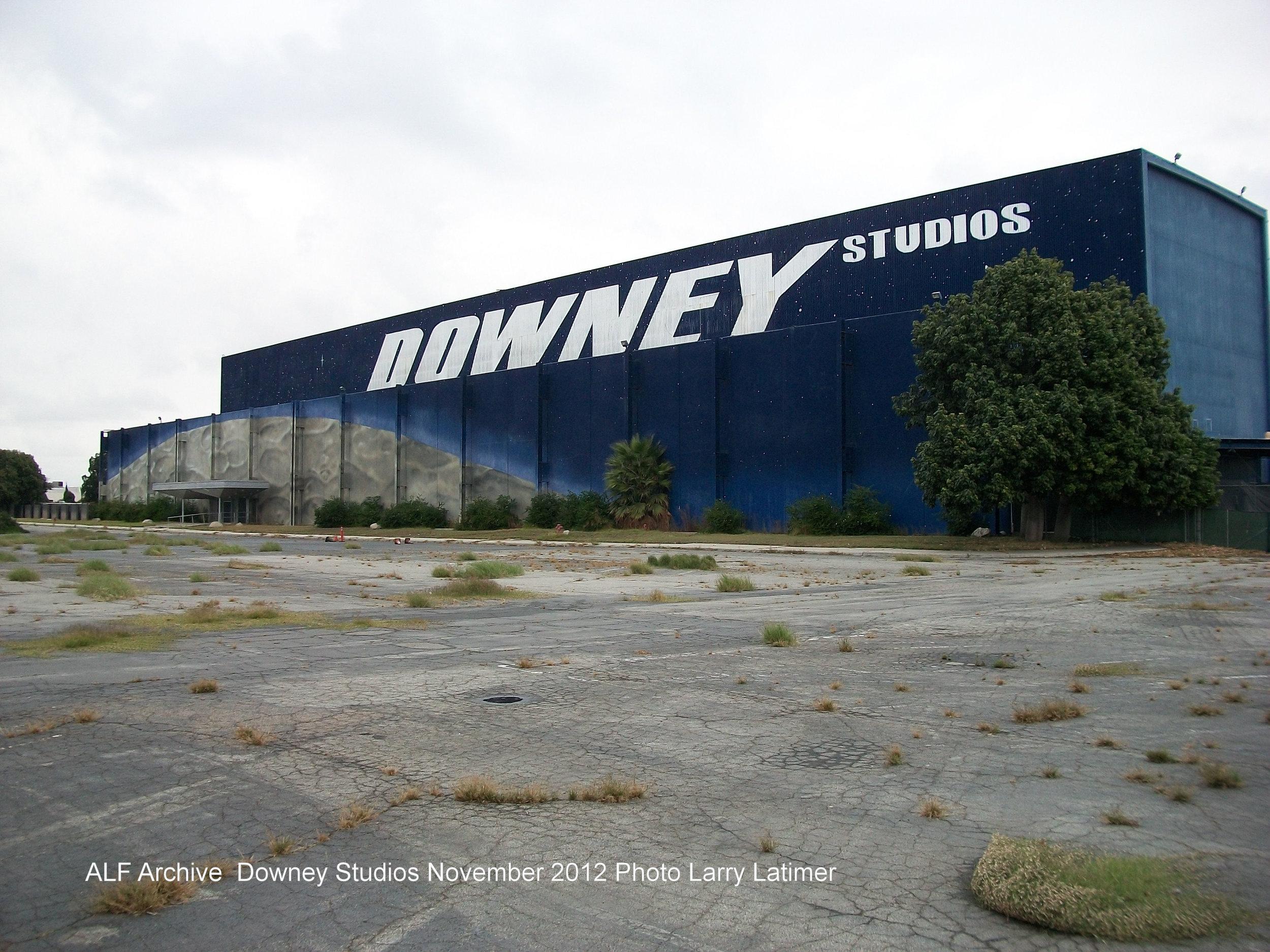 Downey Studios demo November 2012- Photo by Latimer