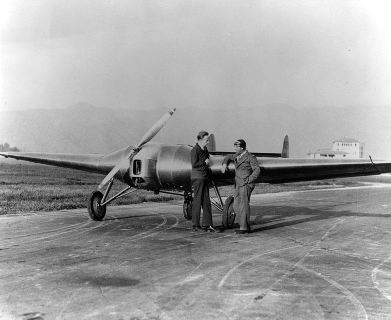 Northrop Avion EX-1