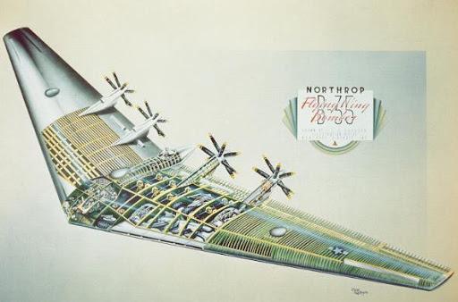 Northrop X-35B cutaway