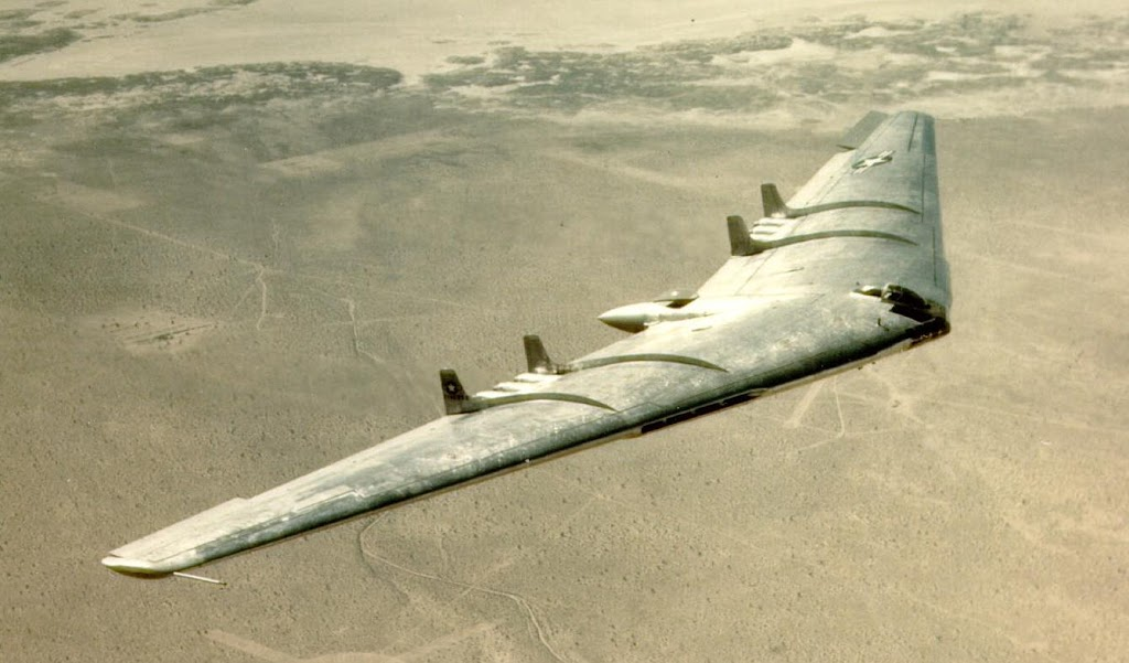 the Northrop YB-49..jpg